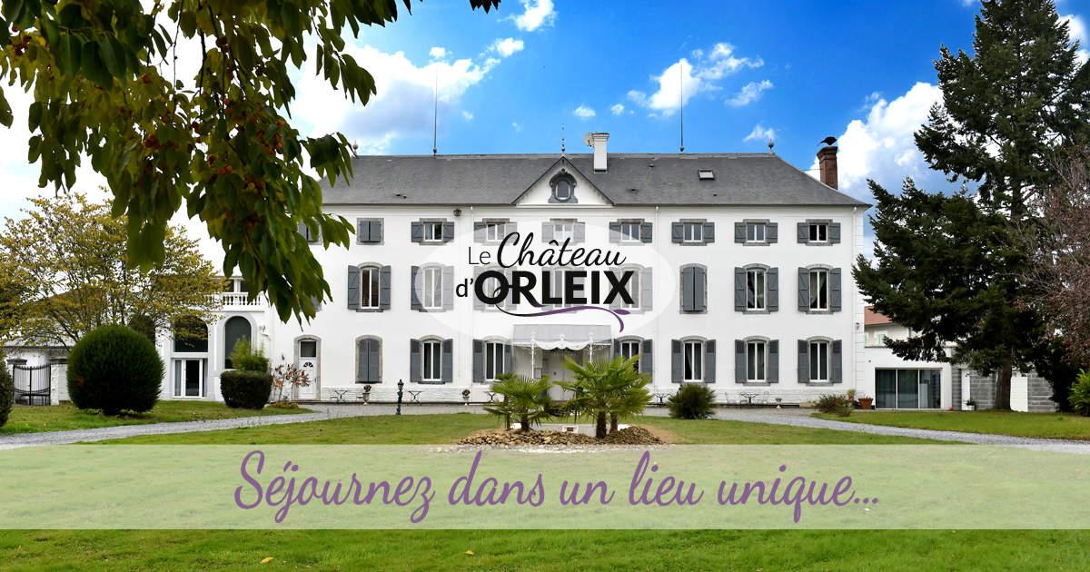 Le Château d'Orleix